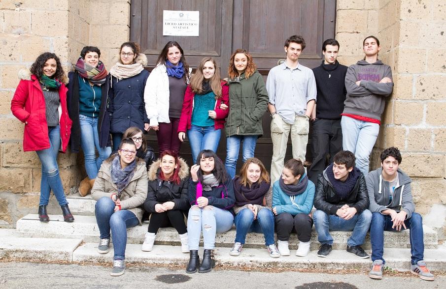 Liceo_Artistico_Di_Orvieto_Class_Orvieto_Italy