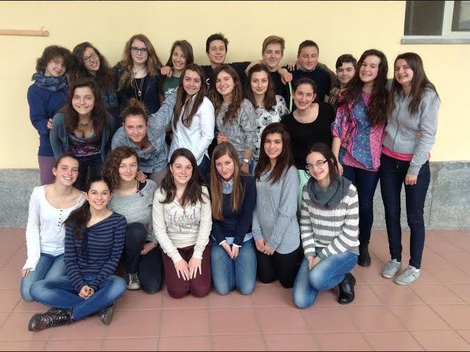 Liceo_Porporato_Class_Pinerolo_Italy